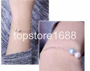 ブレスレット アクセサリ— パールブレスレットソリッドゴールドアコヤブレスレットpearl bracelet 18k solid gold hanadama amp; akoya pearl bracelet