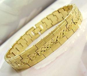 【送料無料】ブレスレット アクセサリ― 18kイオンブレスレットチェーンリンクtrendy gpipg18k ion gold plated ipg brass filled bracelet chain link luxury trendy gp