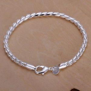 【送料無料】ブレスレット アクセサリ― アルジェントプラークプチツイストブレスレットダルジャンas fr37802 argent plaque bijoux petit twisted ligne bracelet dargent, chaine n