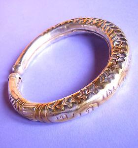 【送料無料】イタリアン ブレスレット ブレスレット2136 bracelet metal travail indien
