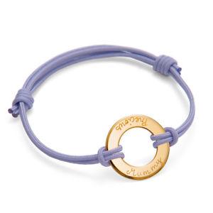 【送料無料】イタリアン ブレスレット メッセージミイラブレスレットmerci maman messaggio placcato oro preziosi mummia inciso braccialetto, regalo per lei
