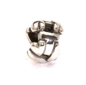 【送料無料】イタリアン ブレスレット シルバーオリジナルビーズtrollbeads original beads in argento lettera t tagbe10079