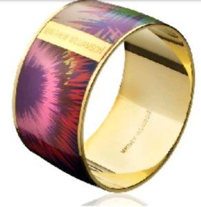 【送料無料】イタリアン ブレスレット マシューウィリアムソンエナメルブレスレットmatthew williamson smalto braccialetto 2