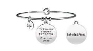 【送料無料】イタリアン ブレスレット ブレスレットスチールkidult bracciali acciaio irony prima731009