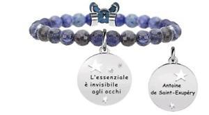 【送料無料】イタリアン ブレスレット ブレスレットスチールnuova inserzionekidult bracciali acciaio philosophy lessenziale731135
