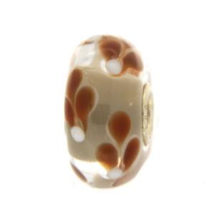 【送料無料】イタリアン ブレスレット オリジナルガラスビーズtrollbeads original beads vetro unico tr12836