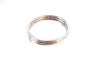【送料無料】イタリアン ブレスレット シルバーブレスレットdonna argento bracciale uomo argrnto 925 cerchio  ameb0162  38,00