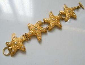 【送料無料】イタリアン ブレスレット ブレスレットbracelet bijou crateur non sign toiles perles mtal dor chaine,nls1071