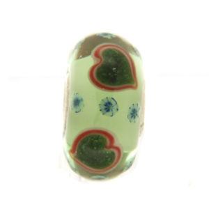 【送料無料】イタリアン ブレスレット オリジナルガラスビーズtrollbeads original beads vetro unico tr12820