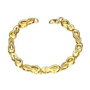 【送料無料】イタリアン ブレスレット ブレスレットkbracelet dor or 18k irne jaune