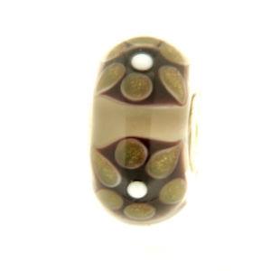 【送料無料】イタリアン ブレスレット オリジナルガラスビーズtrollbeads original beads vetro unico tr12563