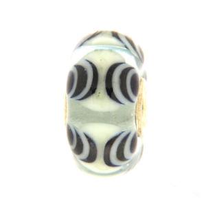 【送料無料】イタリアン ブレスレット オリジナルガラスビーズtrollbeads original beads vetro unico tr12651