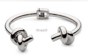 【送料無料】イタリアン ブレスレット ダブルノットブレスレットtrama grossa double knot braccialeannodato braccialetto con giftbox
