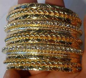 【送料無料】イタリアン ブレスレット ブレスレットブレスレットアクセサリ15 bracciali accatastabile braccialetti strass alla moda fantastico accessorio