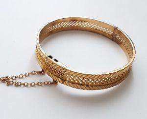 【送料無料】イタリアン ブレスレット ジョリーメタルブレスレットjolie bracelet rigide jonc en plaqu orx63