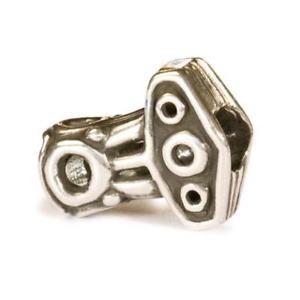 【送料無料】イタリアン ブレスレット シルバーオリジナルビーズハンマーtrollbeads original beads in argento il martello di thor tagbe20100