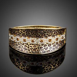【送料無料】イタリアン ブレスレット カフブレスレットbracciale braccialetto a forma di leopardo per le donne signore ragazze mb0078