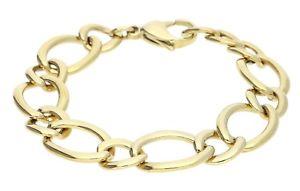 【送料無料】イタリアン ブレスレット ブレスレットステンレススチールゴールドゴールドesprit donna bracciale in acciaio inox oro a sinistra oro esbr 11642c200