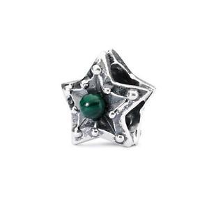 【送料無料】イタリアン ブレスレット バージンビーズシルバースターtrollbeads original beads argento stella della vergine tagbe00220
