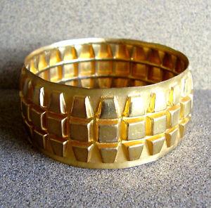 【送料無料】イタリアン ブレスレット ブレスレットドール1642 bracelet ferme en laiton dore
