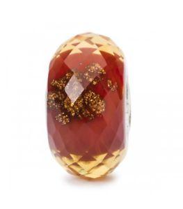 【送料無料】イタリアン ブレスレット ガラスビードパッションレッドクリスマススパークtrollbeads bead in vetro scintilla della passione rosso natale tglbe30037 origi