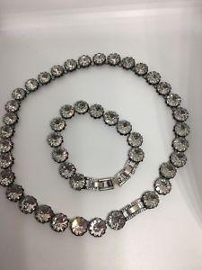 【送料無料】イタリアン ブレスレット スタードットネックレスブレスレットstella amp; dot amelie sparkle collana e braccialetto set