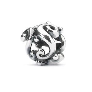 【送料無料】イタリアン ブレスレット オリジナルビーズシルバームーンライトtrollbeads original beads argento chiaro di luna tagbe30136