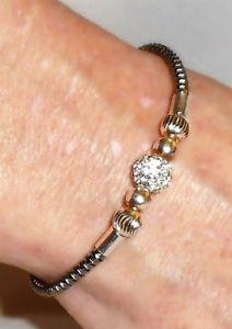 【送料無料】イタリアン ブレスレット ボールブレスレットシルバーclearance 10 x gold plated silver coloured elasticated glitter ball bracelet