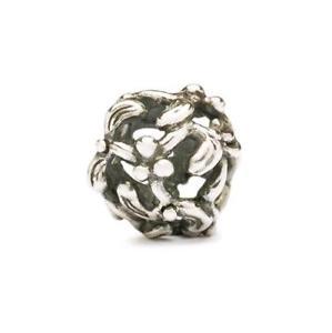 【送料無料】イタリアン ブレスレット シルバーオリジナルビーズヤドリギtrollbeads original beads in argento il vischio tagbe30033