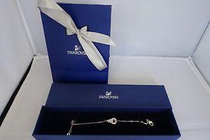 【送料無料】イタリアン ブレスレット スワロフスキーナタリーノードブレスレットクリスマス¥nuova inserzionegenuine swarovski nathalie nodo braccialetto 1080290 compleanno matrimonio natal