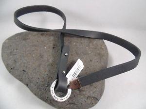 【送料無料】イタリアン ブレスレット カフストラップleonardopelle bracciale strap m p1 015009