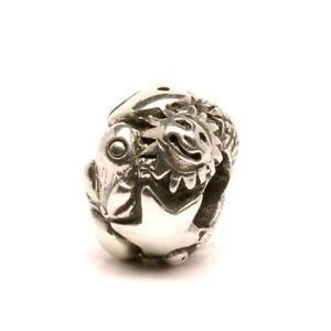 【送料無料】イタリアン ブレスレット シンボルオリジナルビーズtrollbeads original beads in argento simboli tagbe40050
