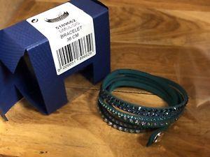 【送料無料】イタリアン ブレスレット スワロフスキーブレスレットswarovski bracciale slake 5189662 36 cm merce nuova con imballaggio