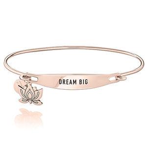 【送料無料】イタリアン ブレスレット ブレスレットchamilia dream big id braccialetto