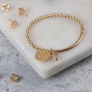 【送料無料】イタリアン ブレスレット ブレスレットゴールドブレスレットカスタムイエローcosmic braccialetto in oro, bracciale oro giallo personalizzati s4j7j1h