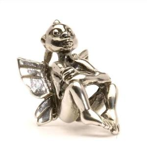 【送料無料】イタリアン ブレスレット シルバーゴブリンファンタジーオリジナルビーズtrollbeads original beads in argento folletto fantasia tagpe00031