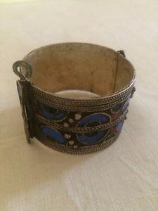 【送料無料】イタリアン ブレスレット ブレスレットancien bracelet ethnique berbre