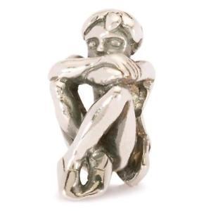【送料無料】イタリアン ブレスレット シルバーオリジナルビーズtrollbeads original beads in argento spirito libero tagbe50009