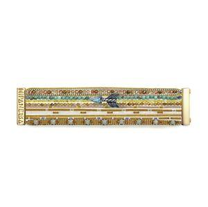 【送料無料】イタリアン ブレスレット カフテラコッタサイズbracciale hipanema terracotta boho armkette taglia m armkette