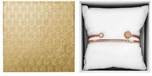 【送料無料】イタリアン ブレスレット ミハエルブレスレットピンクゴールドブレスレットmichael kors braccialetto donna set da 2 bracciali bracelete mkj4823791 oro rosa