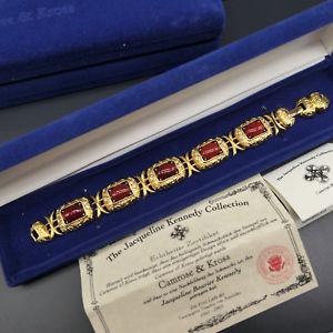 【送料無料】イタリアン ブレスレット ジャクリーンケネディコレクションブレスレットブレスレットミント the jacqueline kennedy collection, camrose amp; kross bracciale, bracelet, mint