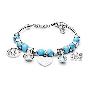【送料無料】イタリアン ブレスレット カフbracciale tres jolie brosway jewels btjms793