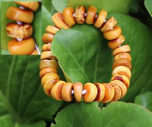 【送料無料】イタリアン ブレスレット オレンジブレスレットバルトブレスレットオレンジブレスレットnuova inserzioneyellow raw unpolished amber bracelet, baltic amber bracelet, raw amber bracel
