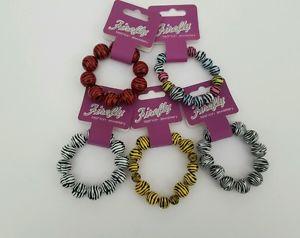 【送料無料】イタリアン ブレスレット バッチブレスレット13 braccialetti da fireflyanimal print mista nuovo * * lotto odl
