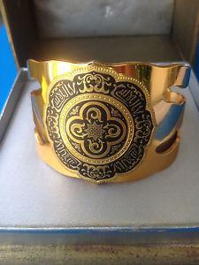 【送料無料】イタリアン ブレスレット ビンテージブレスレットパーアルバートパリカフブレスレットvintage bracelet par albert flamand paris fladium dpos cuff bracelet