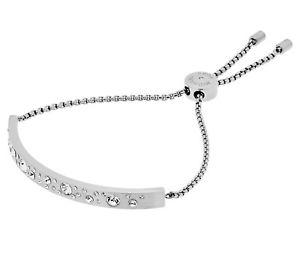 【送料無料】イタリアン ブレスレット ミハエルカフカフカラーシルバーmichael kors mkj5983040 bracciale bracciale colore argento nuovo