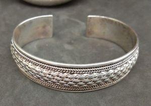 【送料無料】イタリアン ブレスレット ソリッドシルバーブレスレットbracciale in argento solido cinesi allesportazione argento 247g