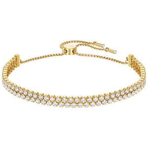 【送料無料】イタリアン ブレスレット カフスワロフスキーブレスレットオリジナルパッケージbracciale donna swarovski subtle braccialetto confezione originale 5245530 nuovo
