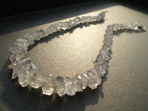 【送料無料】イタリアン ブレスレット コリアークリスタルデクォーツブラジル1 elgant collier gant en cristal de quartz brut naturel brsil 200 cts