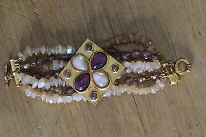 【送料無料】イタリアン ブレスレット ブレスレットパーエレナbijoux bracelet par elena cantacuzene ref 12